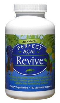 Perfect Revive - Cordyceps, Acai, and Rhodiola Rosea