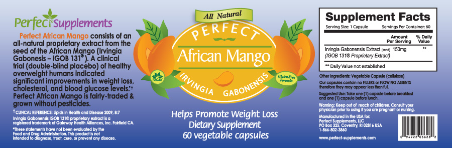 How To Pick The Best African Mango Supplement Best Organic Acai