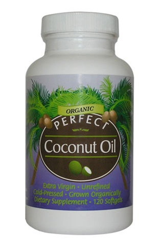 Perfect Coconut Oil - Pure, Extra-Virgin, and Organic
