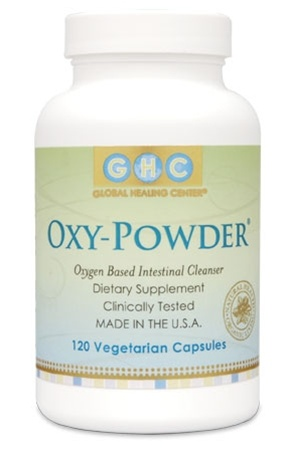 Oxy-Powder - All Natural Colon Cleanse