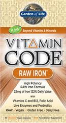 Vitamin Code - RAW Iron