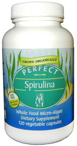 Perfect Spirulina - Organic & Fairly Traded Spirulina
