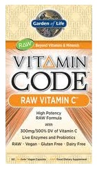 Vitamin Code - RAW Vitamin C 120 Capsule - Click Image to Close