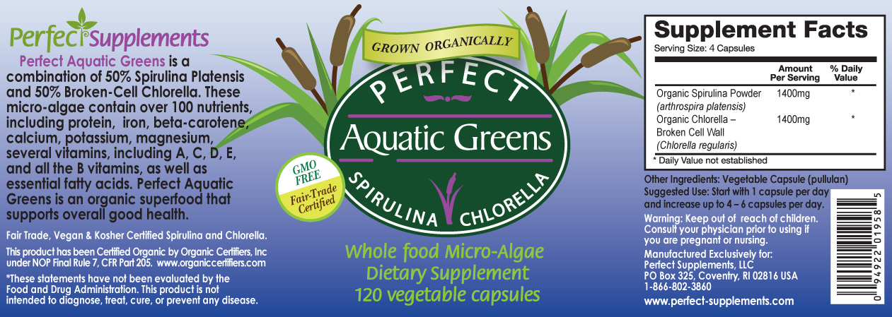 Spirulina Amp Chlorella Like Peanut Butter And Jelly