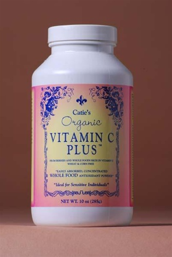 Catie's Vitamin C Plus - Whole Food Supplement