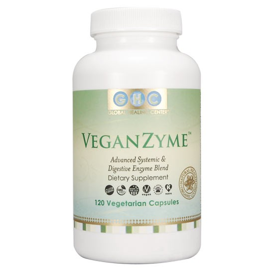 VeganZyme - Advanced Systemic & Digestive Enzyme Blend